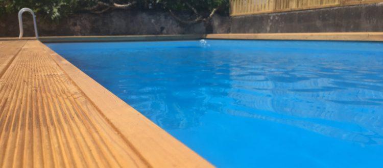 piscina ad acqua salata