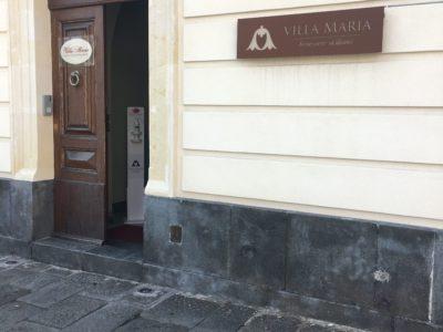 B&B Villa Maria Ingresso