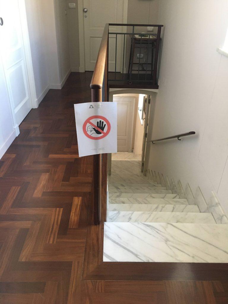 B&B Villa Maria percorso a senso unico(9)